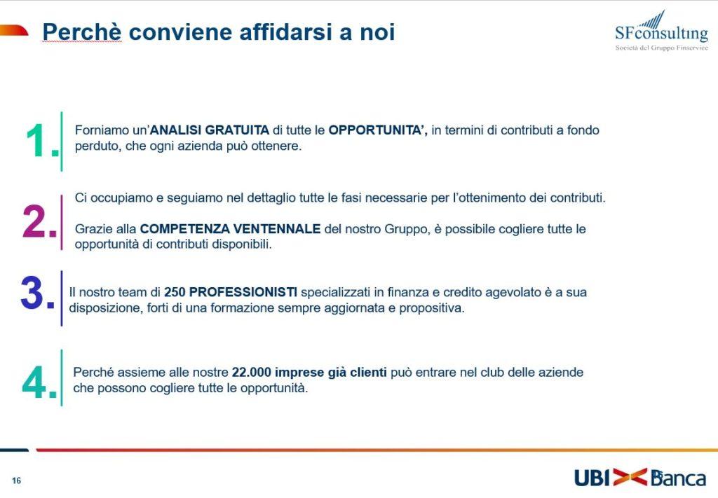 agevolazioni fiscali Ansaldo Energia