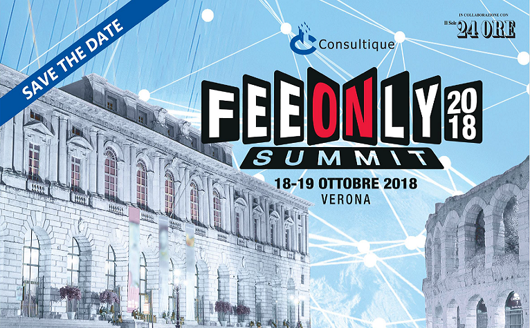 Consulenza finanziaria indipendente Free only summit 2018