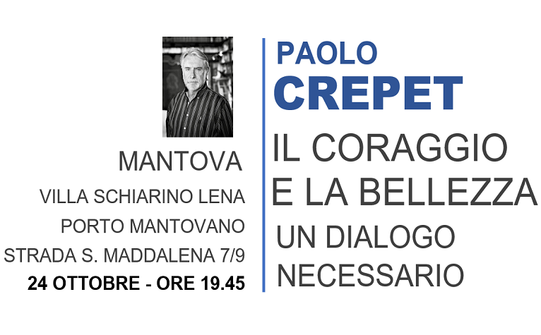 Evento Doppio filo Onlus Paolo Crepet