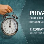 Privacy, conto alla rovescia per adeguarsi
