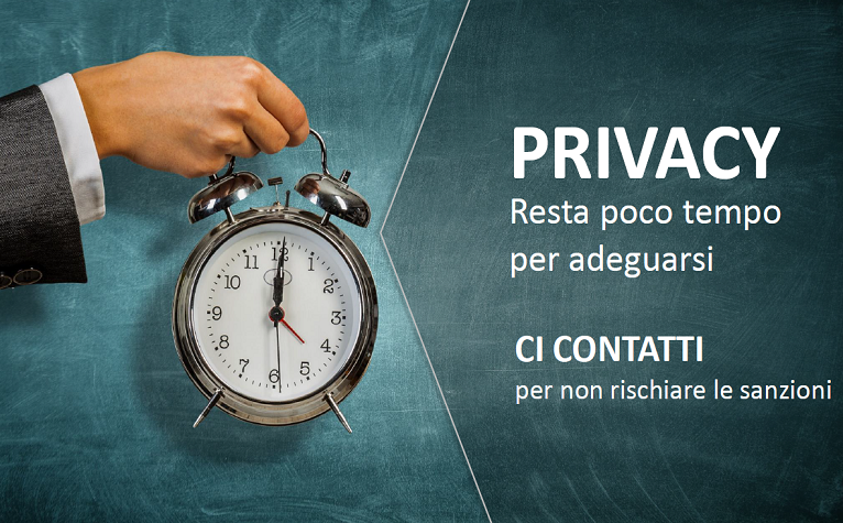 nuovo regolamento privacy