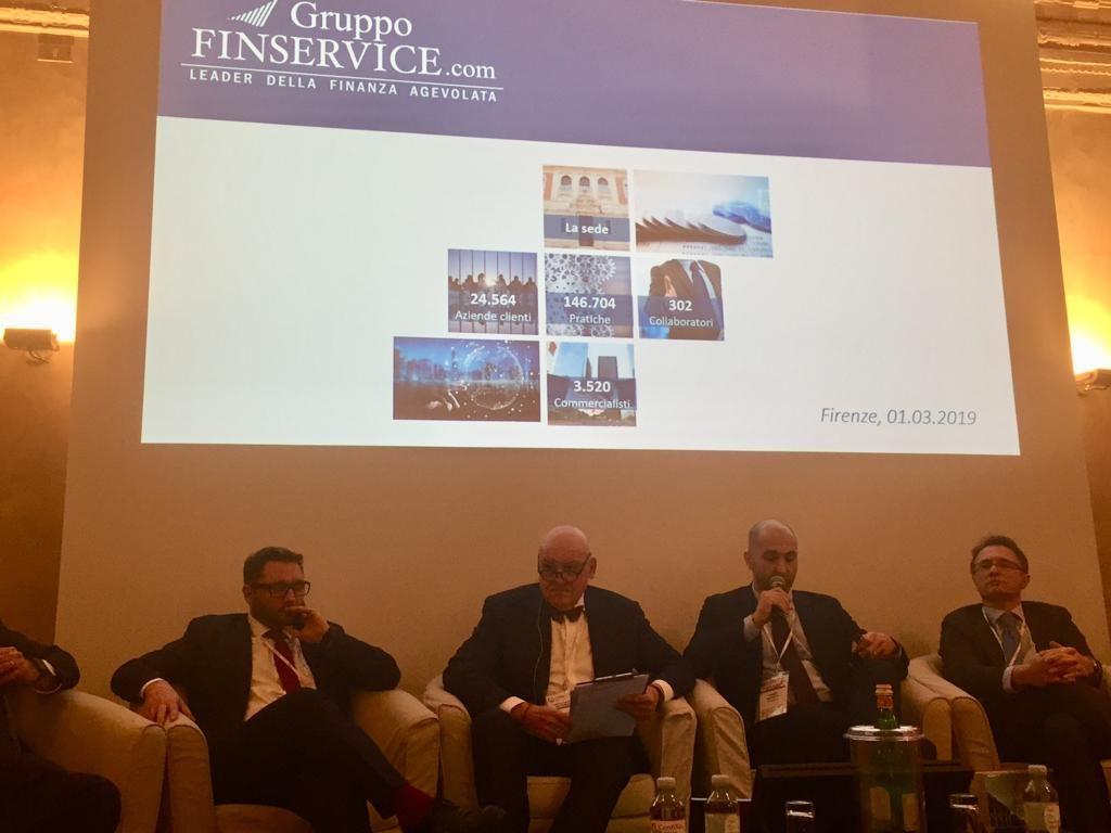 Gruppo Finservice sponsor Confires 2019