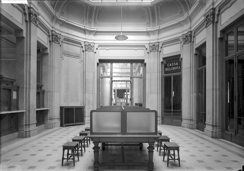 ex sede banca italia mantova