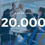Legge 662: sono oltre 120.000 le imprese supportate