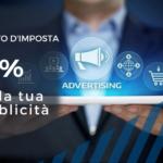 Recupera il 50% dei tuoi costi pubblicitari!